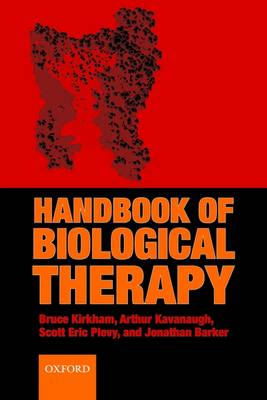 The Handbook of Biological Therapy (Paperback)