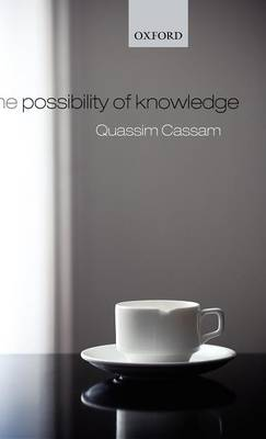 The Possibility of Knowledge (Hardback)