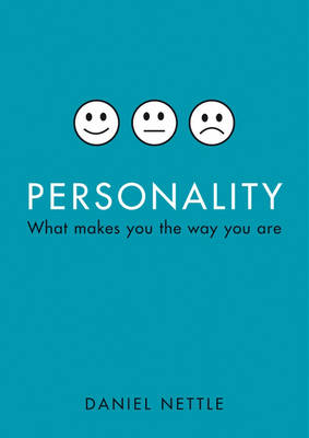 Personality: What makes you the way you are - Oxford Landmark Science (Hardback)