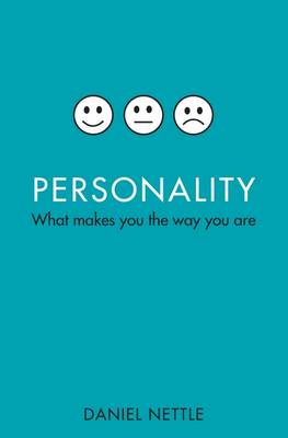 Personality: What makes you the way you are - Oxford Landmark Science (Paperback)