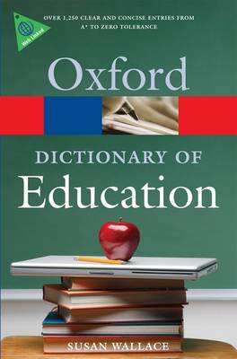 A Dictionary of Education (Paperback)