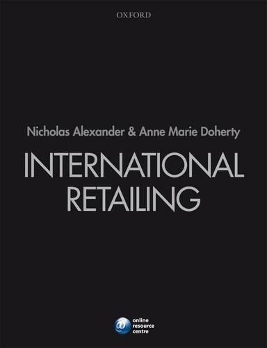International Retailing (Paperback)