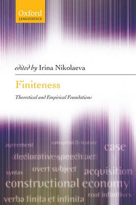 Finiteness: Theoretical and Empirical Foundations (Hardback)