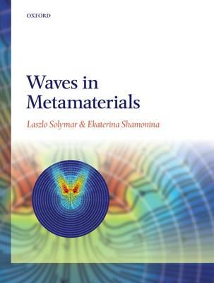 Waves in Metamaterials (Hardback)