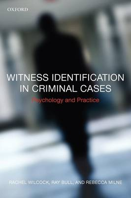 Witness Identification in Criminal Cases: Psychology and Practice (Paperback)