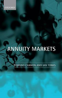 Annuity Markets (Hardback)