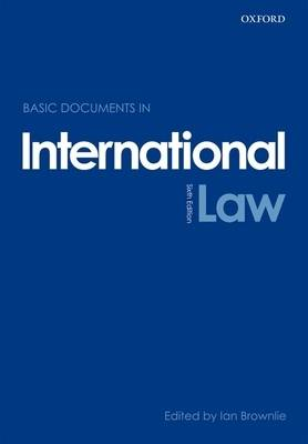 Basic Documents in International Law (Paperback)