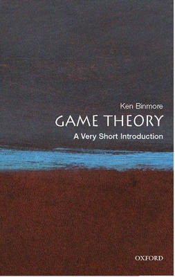 Game Theory: A Very Short Introduction - Very Short Introductions (Paperback)