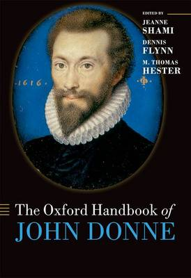 The Oxford Handbook of John Donne - Oxford Handbooks (Hardback)
