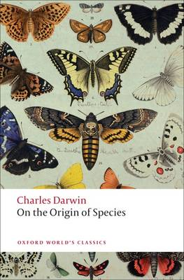 On the Origin of Species - Oxford World's Classics (Paperback)