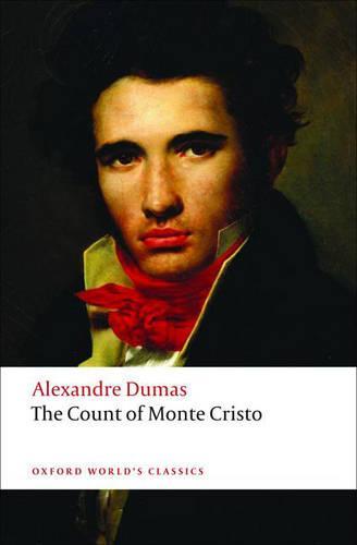 The Count of Monte Cristo - Oxford World's Classics (Paperback)