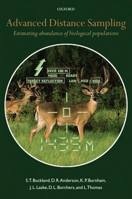 Advanced Distance Sampling: Estimating abundance of biological populations (Paperback)