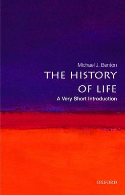 The History of Life: A Very Short Introduction - Very Short Introductions (Paperback)
