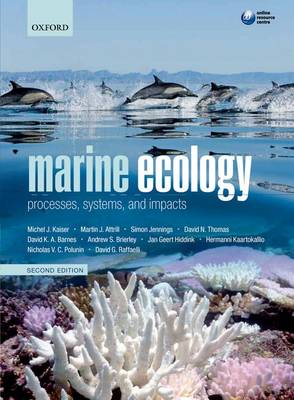 Marine Ecology: Processes, Systems, and Impacts (Paperback)
