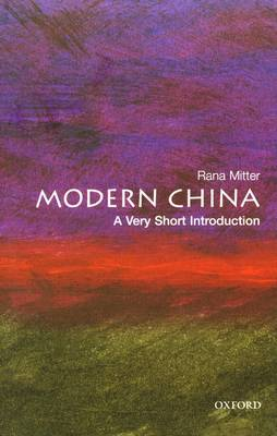 Modern China: A Very Short Introduction - Very Short Introductions (Paperback)