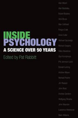 Inside Psychology: A science over 50 years (Paperback)