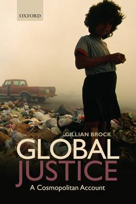 Global Justice: A Cosmopolitan Account (Paperback)