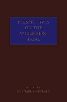 Perspectives on the Nuremberg Trial (Paperback)