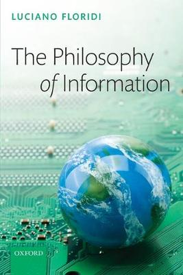 The Philosophy of Information (Paperback)