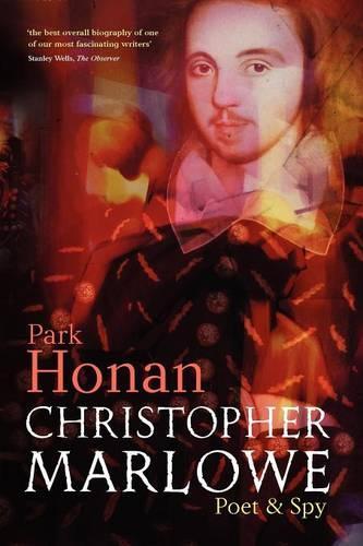 Christopher Marlowe: Poet & Spy (Paperback)