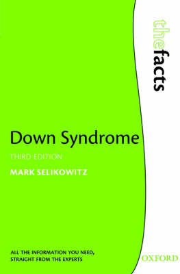 Down Syndrome - The Facts (Paperback)