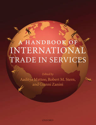 A Handbook of International Trade in Services (Paperback)