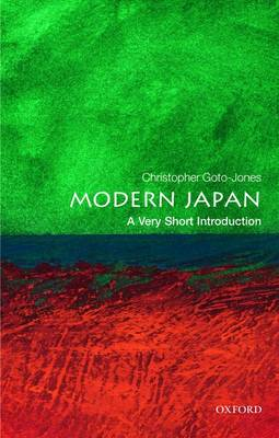 Modern Japan: A Very Short Introduction - Very Short Introductions (Paperback)