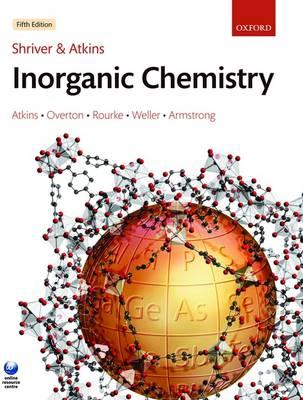 Shriver and Atkins' Inorganic Chemistry (Paperback)