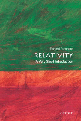 Relativity: A Very Short Introduction - Very Short Introductions (Paperback)