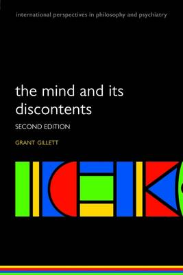 The Mind and its Discontents - International Perspectives in Philosophy & Psychiatry (Paperback)