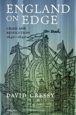 England on Edge: Crisis and Revolution 1640-1642 (Paperback)