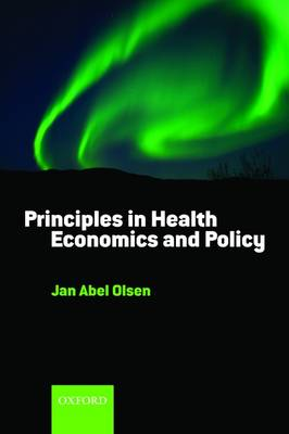 Principles in Health Economics and Policy: Distributing Health Care (Paperback)