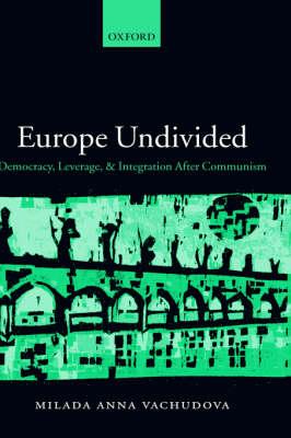 Europe Undivided: Democracy, Leverage, and Integration After Communism (Hardback)