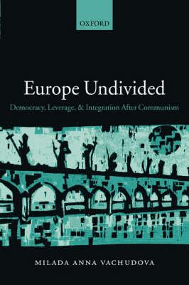 Europe Undivided: Democracy, Leverage, and Integration After Communism (Paperback)