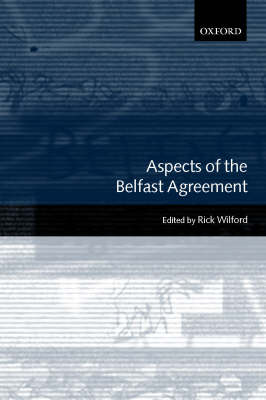 Aspects of the Belfast Agreement (Hardback)