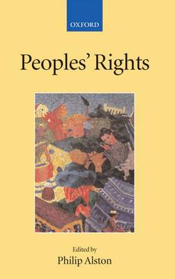 Peoples' Rights - Collected Courses of the Academy of European Law 9 No. 2 (Paperback)
