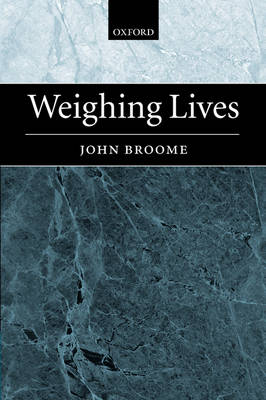 Weighing Lives (Hardback)