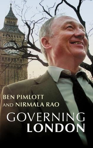 Governing London (Hardback)
