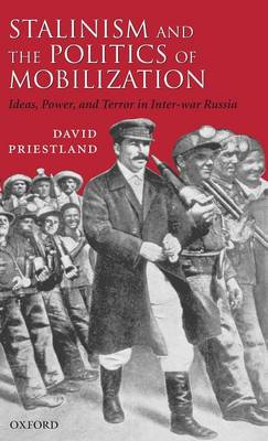 Stalinism and the Politics of Mobilization: Ideas, Power, and Terror in Inter-war Russia (Hardback)