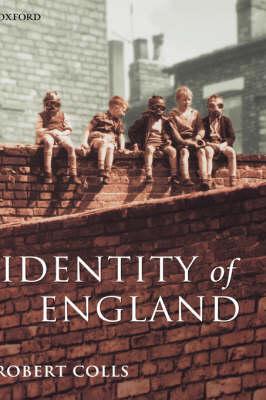 Identity of England (Hardback)
