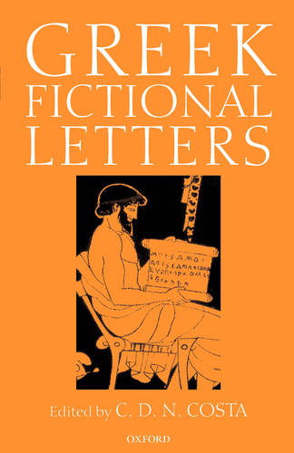 Greek Fictional Letters (Paperback)