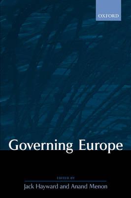 Governing Europe (Hardback)