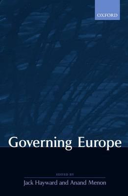 Governing Europe (Paperback)