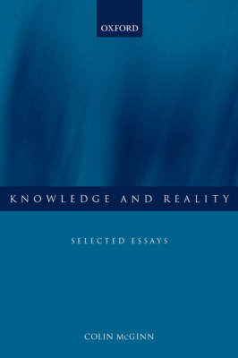 knowledge and reality essay
