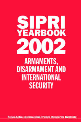 Sipri Yearbook 2002 (Hardback)