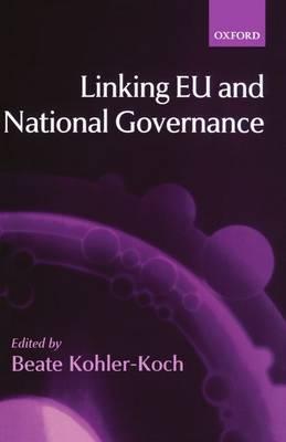 Linking EU and National Governance (Paperback)