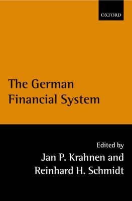 The German Financial System (Hardback)