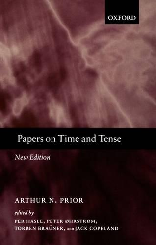 Papers on Time and Tense (Paperback)