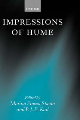 Impressions of Hume - Mind Association Occasional Series (Hardback)