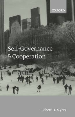 Self-Governance and Cooperation (Paperback)